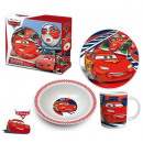 Children porcelain tableware Disney Cars, Cars