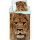 wholesale Bedlinen & Mattresses: Lion linen 140 x 200cm, 70 x 90 cm