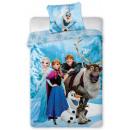 Disney Ice magic bedding 140 × 200cm, 70 × 90 cm