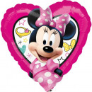 Disney Minnie Fólia lufi 43 cm