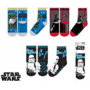 wholesale Socks and tights: Star Wars Kids thick non-slip socks 27-38