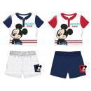 Baby T-shirt + Trousers Set Disney Mickey