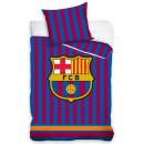 FCB, FC Barcelona Poszewka na pościel 140 × 200cm,