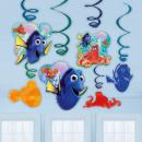 Disney Nemo and Dory Ribbon decoration 6 pcs