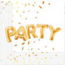 Großhandel Geschenkartikel & Papeterie:Party Servietten 20 St.