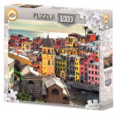 Cities puzzle 1000 pieces