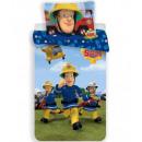 Linens cover Fireman Sam , Sam fire extinguisher 1