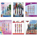 Pen set of 4 pieces Disney