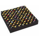 wholesale Party Items:Emoji napkins are 20 pcs