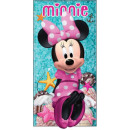 DisneyMinnie bath towels, beach towels 70 * 140