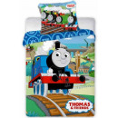 Tomek i przyjaciele Pościel dla dzieci 100 × 135 c