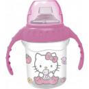 Itatópohár - Baby cup Hello Kitty