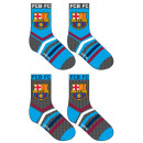Children socks FCB, FC Barcelona 27-38