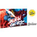 ingrosso Prodotti con Licenza (Licensing): asciugamani viso, asciugamani Avengers, Avengers