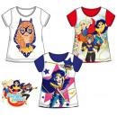 T-shirt per bambini, top DC Super Hero Girls