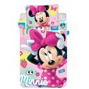 Kinderbettwäsche Disney Minnie 100 × 135 cm, 40 ×