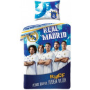 Linens cover Real Madrid 140 × 200cm, 70 × 90 cm