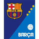 Thick polar Duvert FCB, FC Barcelona 120 * 150cm