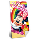 Disney Minnie bath towel, beach towel 70 * 140