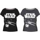 Star Wars t-shirt da donna, top S-XL