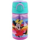 DisneyMinnie plastikowa butelka z wieszakiem 350 m