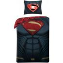 Superman linen  cover 140 × 200cm, 70 × 90 cm