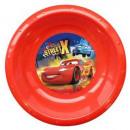 Disney Cars , Verdas Deep Plate, Plastic 3D