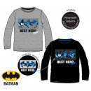 Batman Langes T-Shirt für Kinder mit Pailletten, T