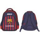 Großhandel Handtaschen: Schulranzen, Tasche FCB, FC Barcelona 44 cm