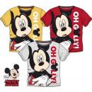 T-shirt voor kinderen, top Disney Mickey 3-8 jaar