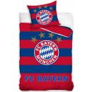 Bed linen FC Bayern Munich 160 × 200cm, 70 × 80 cm