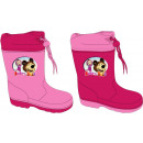 Masha and the Bear children's rubber boots 25-