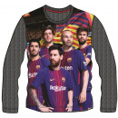 Kids' long-sleeved T-shirt FCB, FC Barcelona 4