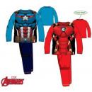 ingrosso Ingrosso Abbigliamento & Accessori: Bambini lunghe  pigiama Avengers , Vendicatori