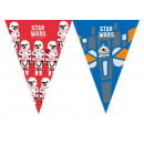Star Wars flagpole 2.3 m