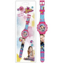 Digital watch Disney Soy Luna