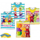 ingrosso Home & Living: Teletubbies telo  poncho 50 * 100 centimetri