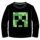 Minecraft kids long sleeve t-shirt, top 6-12 years