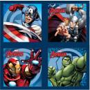 Magic Towel tissues, handdoeken Avengers