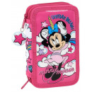DisneyMinnie pen holder filled with 2 floors