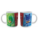 11.oz Mug PJ Masks, Pizsihősök (325 ml)