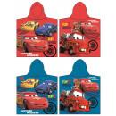 Disney Cars, Cars strandlaken poncho 60 * 120