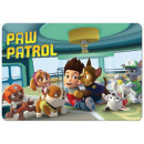 Plate with Paw Patrol , Manch Guard 3D