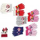 DisneyMinnie kids gloves set