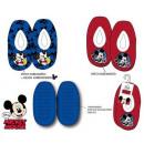 DisneyMickey Zimowe kapcie dziecięce