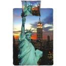 grossiste Linge de lit & Matelas: New York 140 × linge de 200cm, 70 x 90 cm