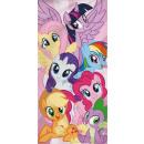 My Little Pony bath towel, beach towel