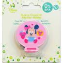 Bébé Sucette clip Disney Minnie