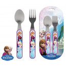 hurtownia Produkty licencyjne: Zestaw sztućców -  2-częściowy Disney frozen