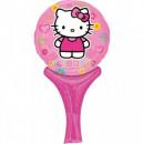 Hello Kitty Hand foil balloons